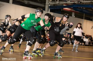 twin city derby girls roller derby in champaign urbana
