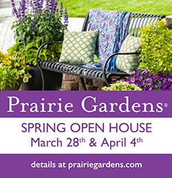 Champaign Urbana Weekend Planner For March 27 29 Sponsored By Prairie Gardens