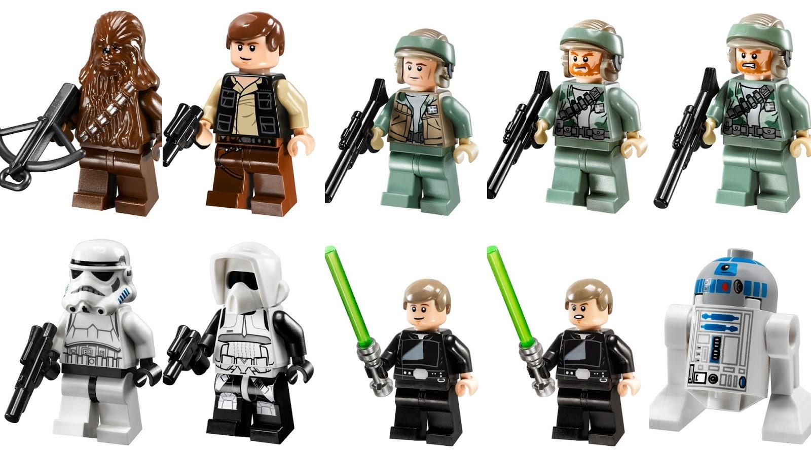 Kleurplaten Lego Star.Lego Star Wars Barbie Rule Black Friday Toy Shopping Says