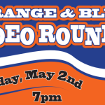 Orange and Blue Rodeo Roundup Ticket Giveaway