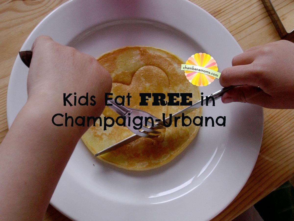 KidsEatFreeChampaignUrbana