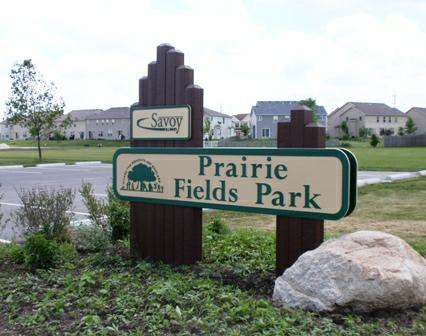 Prairie Fields Park
