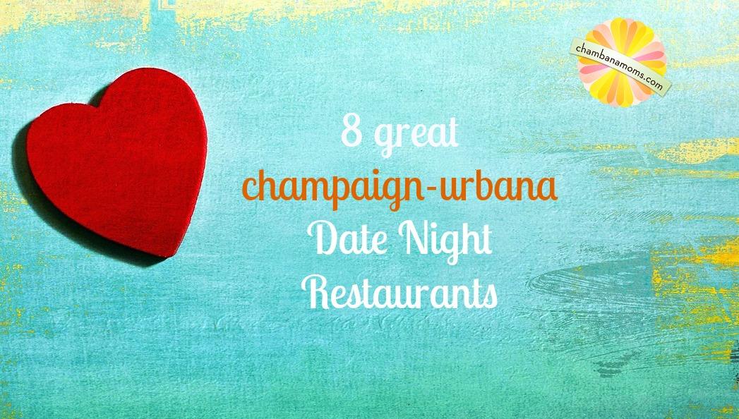 date night restaurants champaign urbana