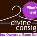 What's New with Divine Consign