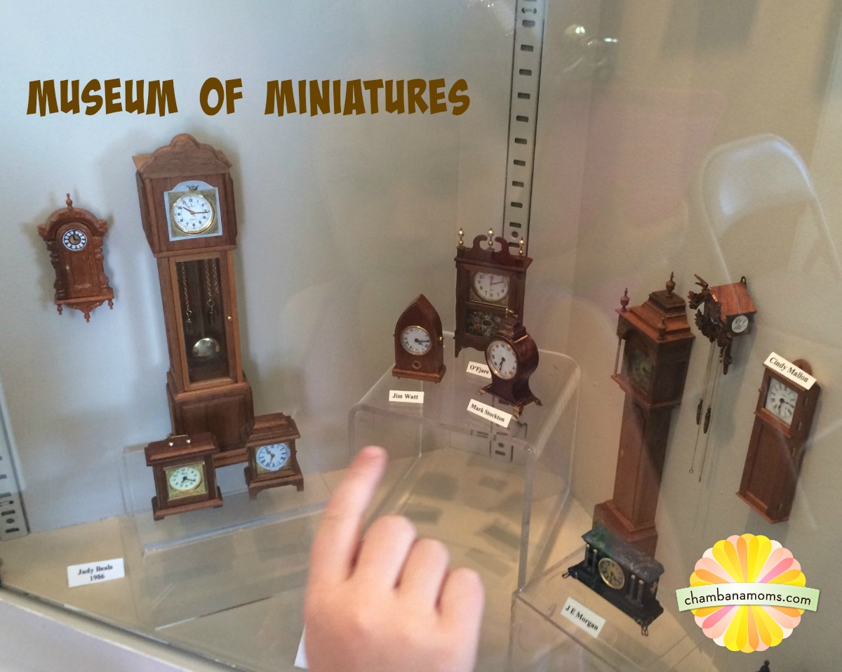 miniature museum carmel