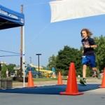 Champaign Park District's Mini-Triathlon Giveaway
