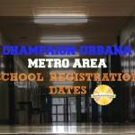 Champaign-Urbana Area Back-to-School Registration