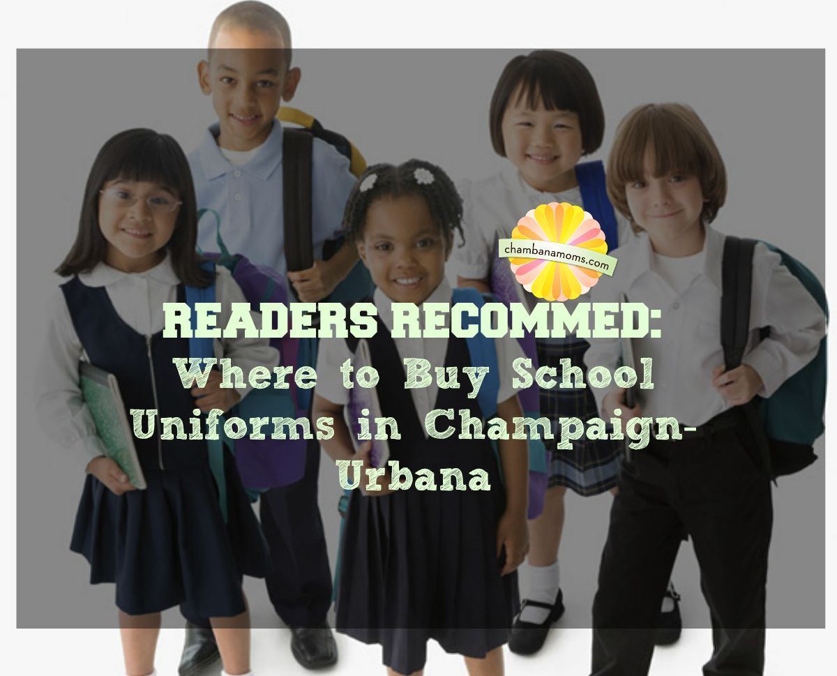 Readers Recommend Where To Buy School Uniforms In