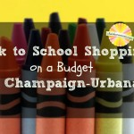 Back-to-School Shopping on a Budget in Champaign-Urbana
