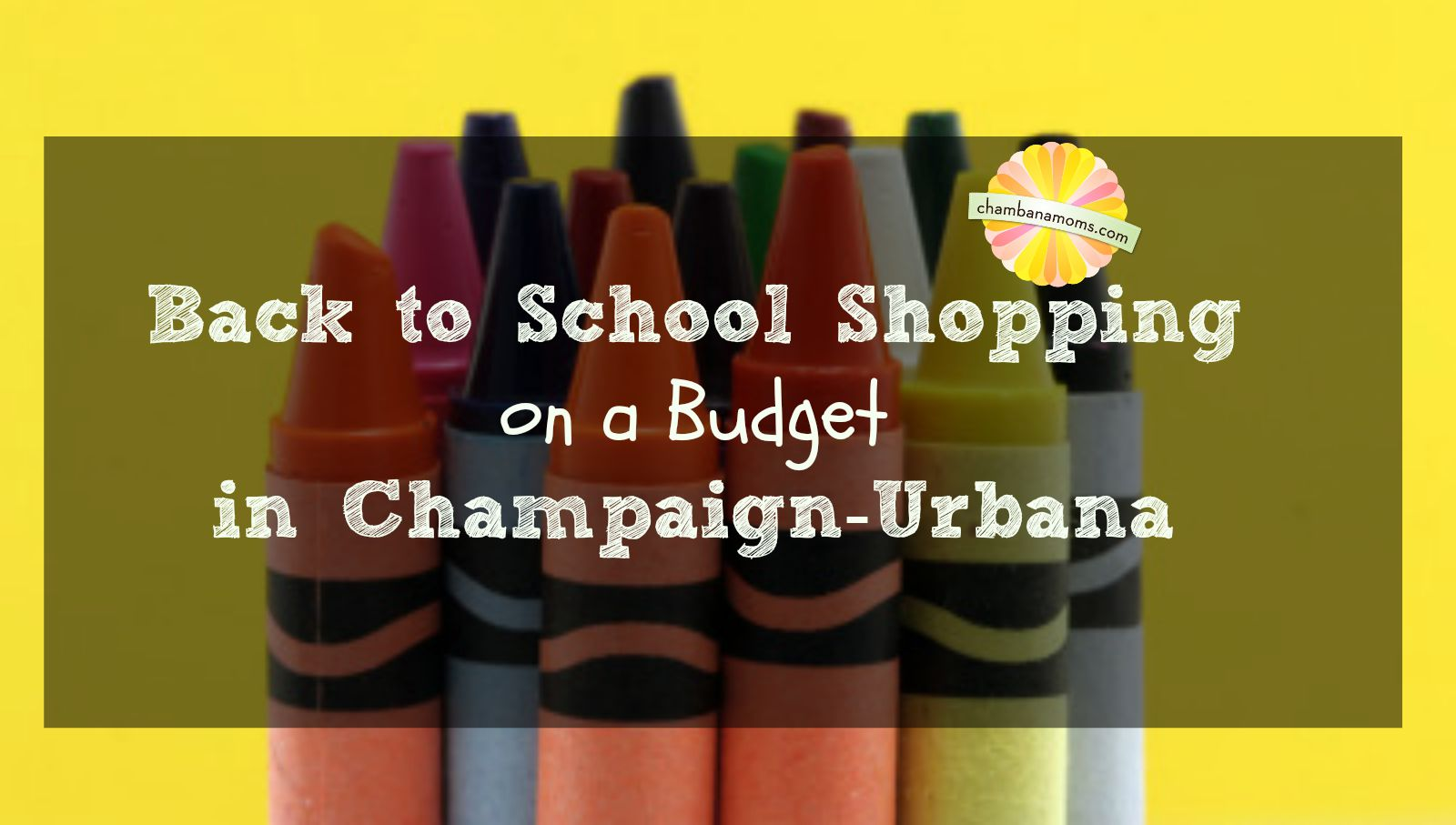 back to school shopping on a budget in champaign