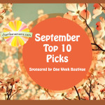 September Top 10 Picks Sponsored by One Week Boutique