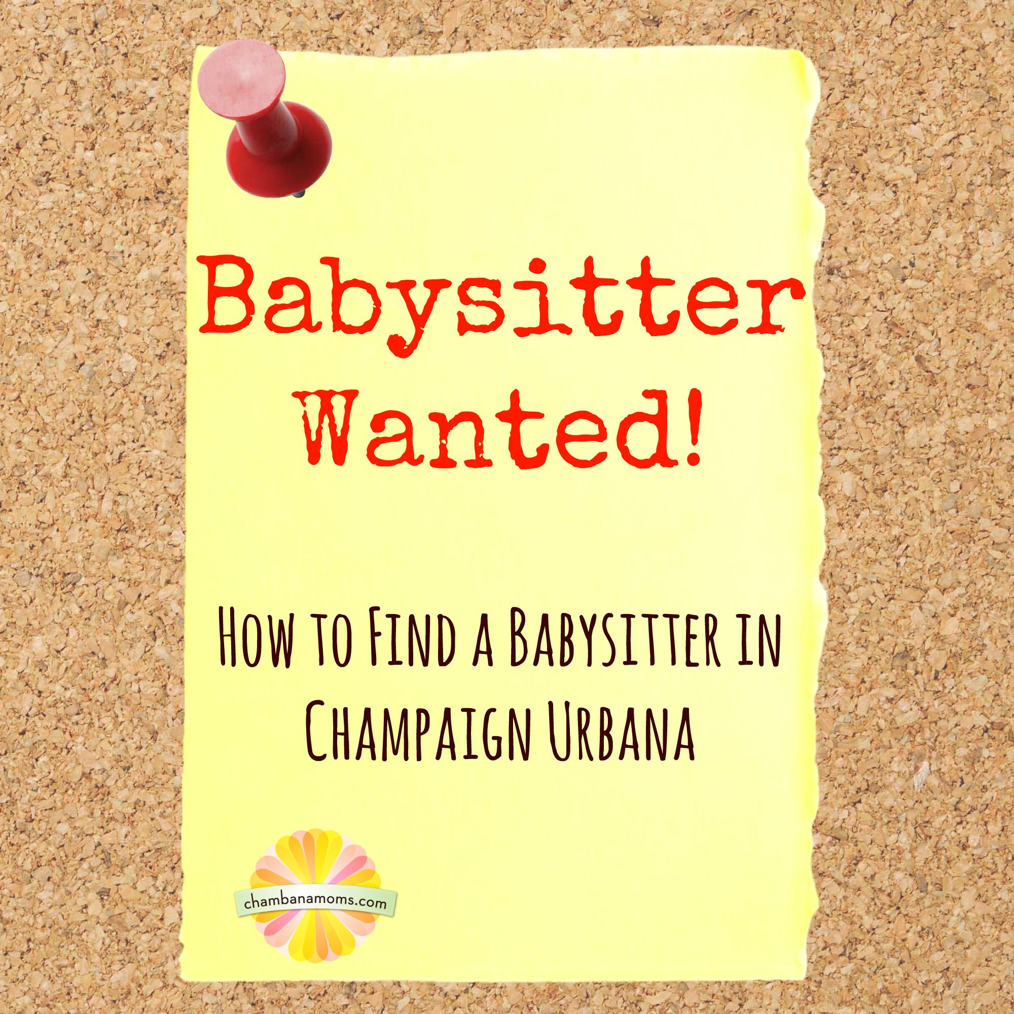 how to find a babysitter in champaign