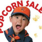 Boy Scout Popcorn Time in Champaign-Urbana