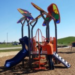 Update: Chambana Parks to Know: Colbert Park in Savoy Becomes Park to Know with Playground Installation