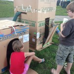Champaign-Urbana Cardboard Challenge Aims to Inspire Kids
