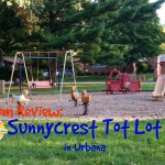 Mom Review: Sunnycrest Tot Lot in Urbana