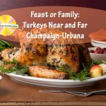 Turkeys Near and Far Champaign-Urbana Sponsored by Common Ground Food Co-op