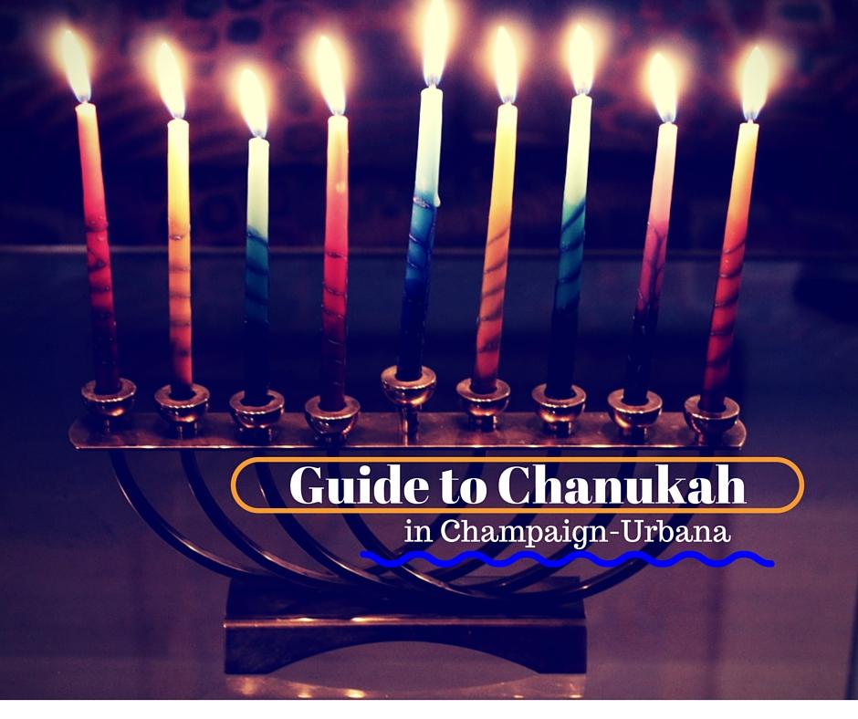 Chanukah Champaign Urbana