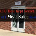 C-U Best Kept Secret: U of I Meat Sales Room