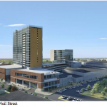 New Downtown Champaign Development Rendering
