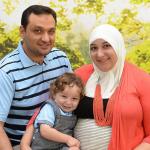 Chambana Mom to Know: Roaa Al-Heeti