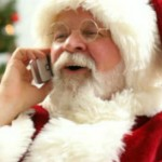 Free Calls from Santa to Champaign-Urbana Area Kids