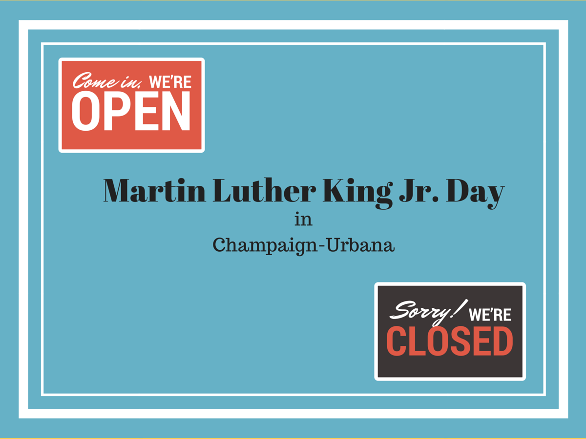 Martin Luther King Jr Day What Is Open What Is Closed In