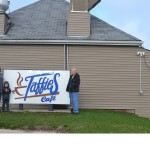 Taffies Café Opens in Mahomet