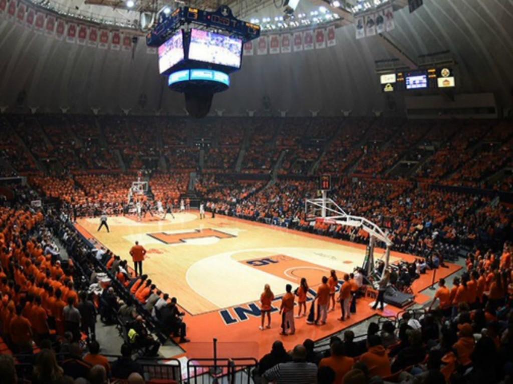 universityillinoisbasketballgame