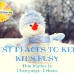Best Places to Keep Kids Busy this Winter in Champaign-Urbana