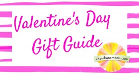 Valentine's Day Gift Guide Sponsored by I-Power Gymnastics