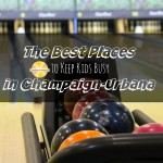 Where to take your kids to play indoors in Champaign-Urbana when they can't play outside. On Chambanamoms.com.