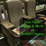 Date Night Review: Ovation Cinema Gives New Meaning to Dinner and a Movie