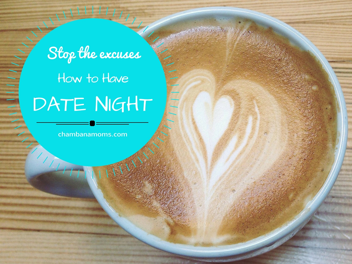You CAN Have a Date Night