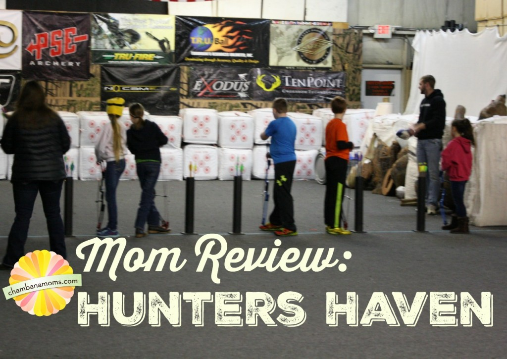 hunters haven archery lessons for kids in champaign