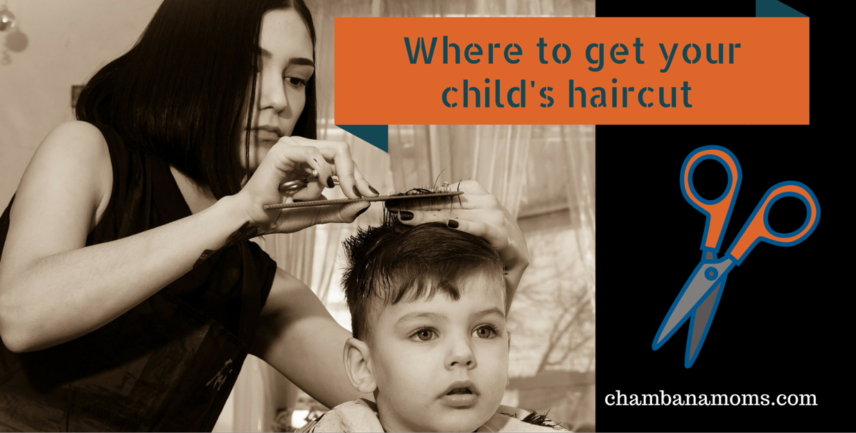 Readers Recommend Where To Get Your Childs Hair Cut In Champaign
