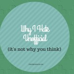 Why I Hate Unofficial (and It's Not What You Think)
