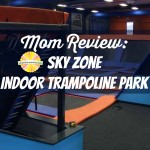 Mom Review: Sky Zone Indoor Trampoline Park Serious FUN for Kids!