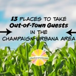 13 Places to Take Out-of-Town Guests in the Champaign-Urbana Area