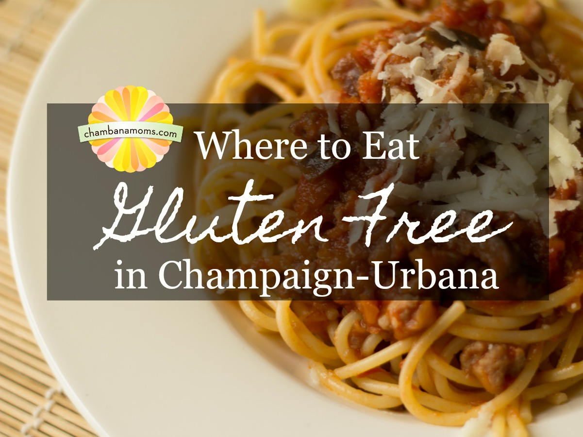 Where To Eat Gluten Free In Champaign Urbana Readers