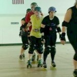 The Life of a Twin City Derby Girl