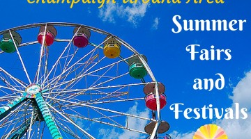 Champaign-Urbana Area Summer Fairs and Festivals