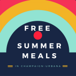 Champaign-Urbana Area Free Summer Meals