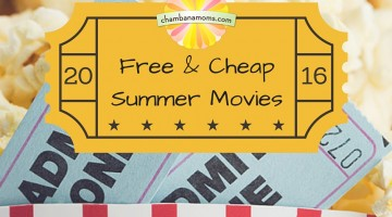 Free and Cheap Summer Movies in Champaign-Urbana
