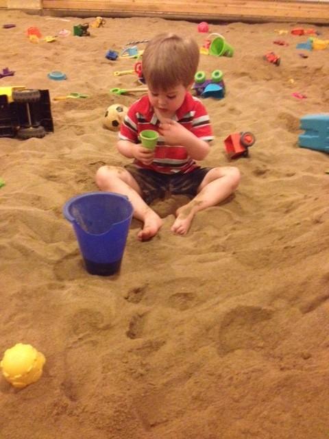 Indoor Beach 1