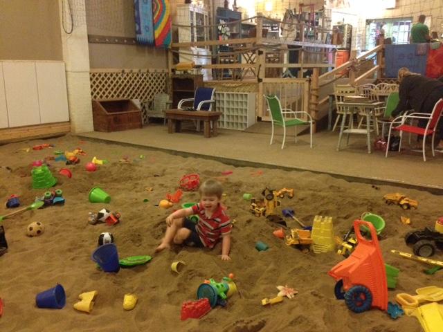 Indoor Beach 2