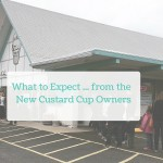 What To Expect From Custard Cup's New Owners