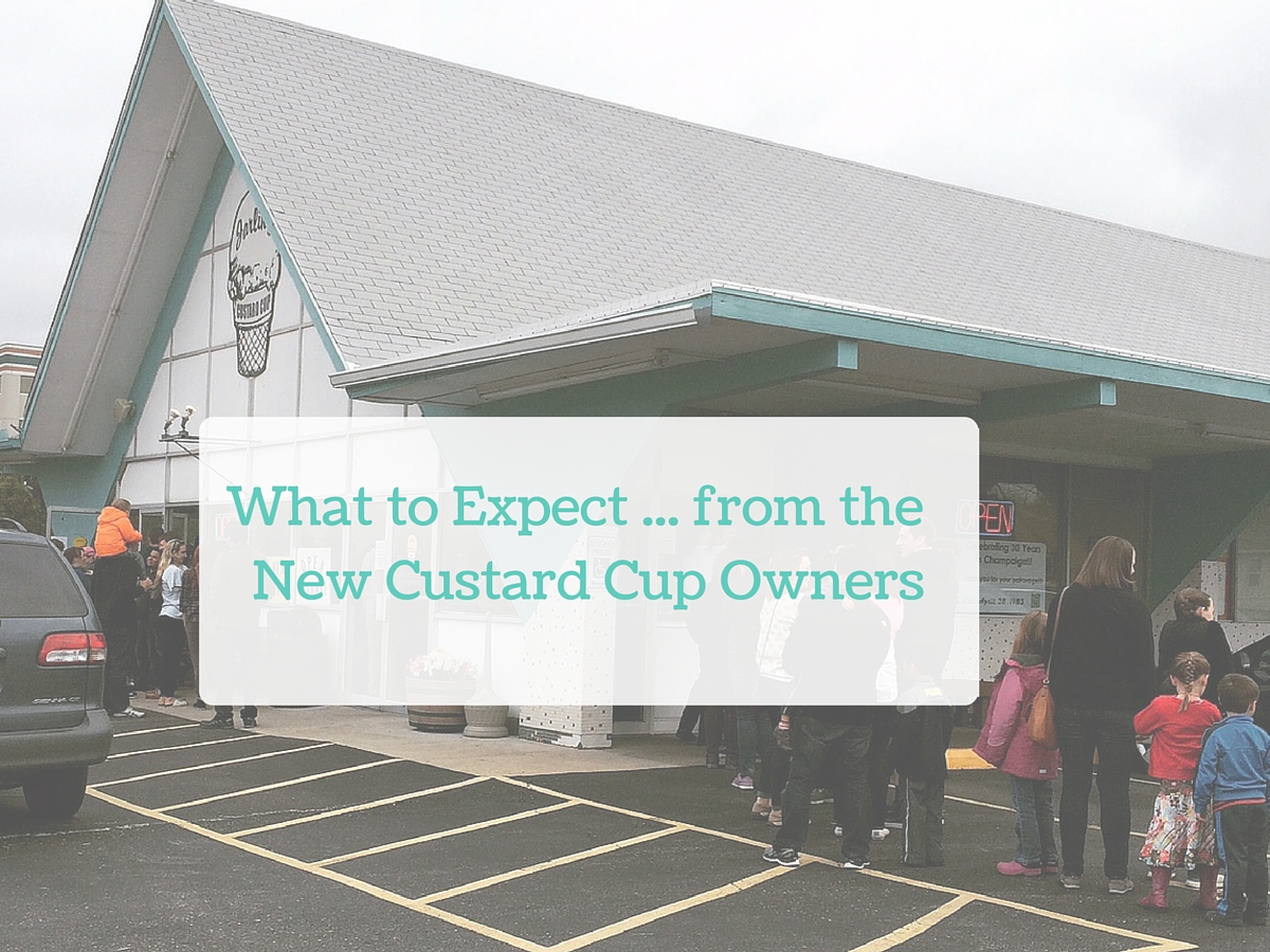 new Custard Cup owners