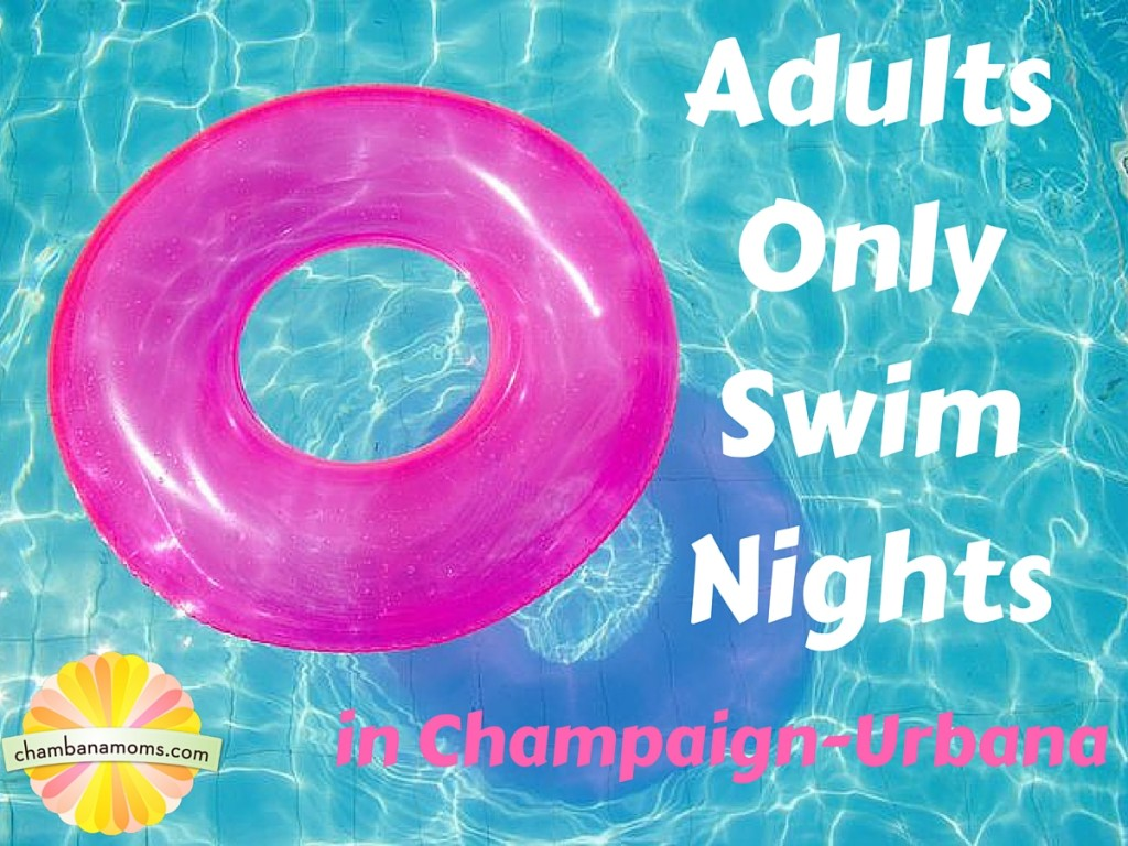 Adults Only Swim Nights Image