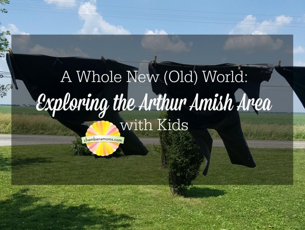 Exploring the Arthur Amish Area near Champaign-Urbana on Chambanamoms.com